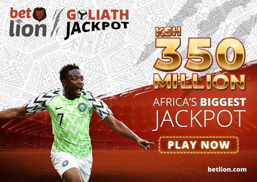 Betlion Goliath Jackpot