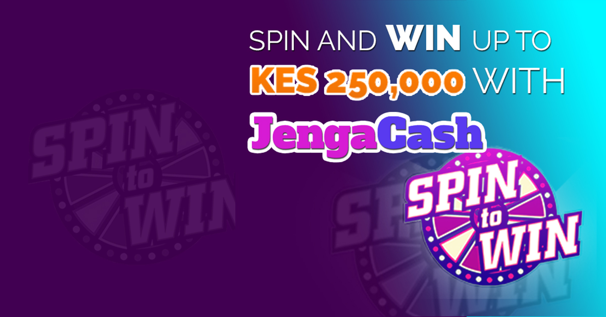 About Jengacash luckywheel